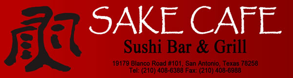 Sake Cafe Sushi Bar & Grill